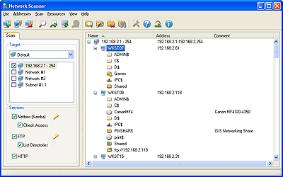Network Scanner Download