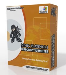 Ninja Platinum Directory Submitter Download