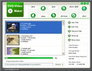 NM DVD-Video Maker Download