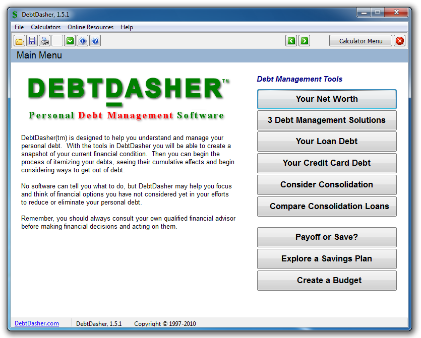 screenshot  review  downloads of freeware npv of discounted cash flows
