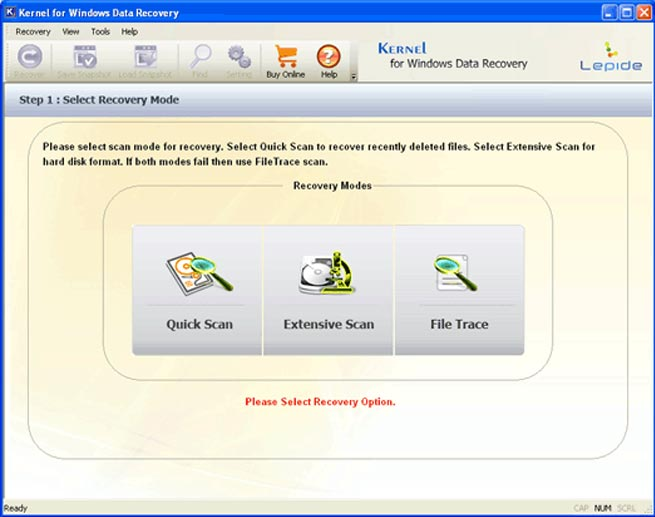 NTFS Recovery Software Download