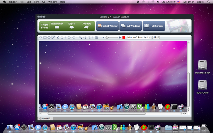 Onde Screen Capture for Mac Download
