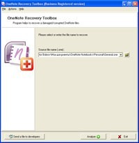 OneNote Recovery Toolbox Download