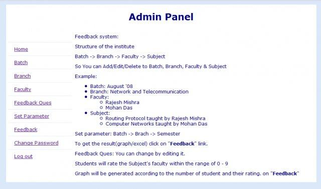 Open Faculty Evaluation System Download