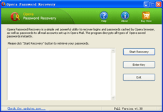 Opera Password Recovery Download