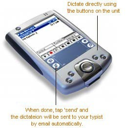 Palm Dictate Dictation Recorder Download