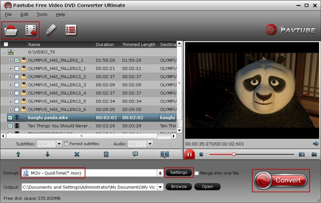 Pavtube Free Video DVD Ultimate Download