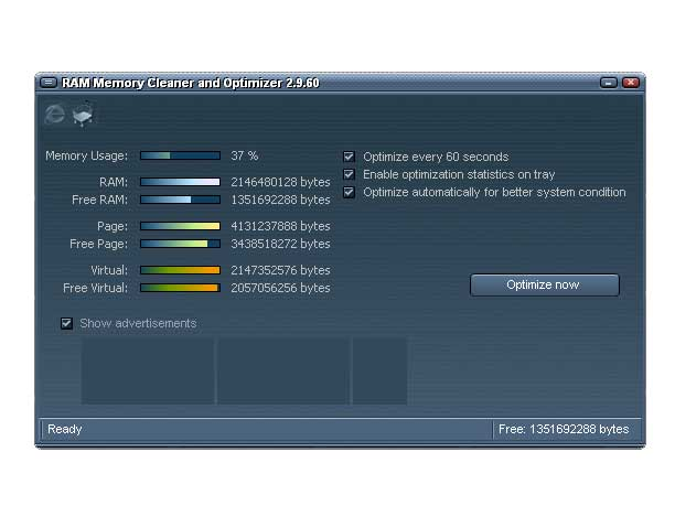 PC RAM software Download