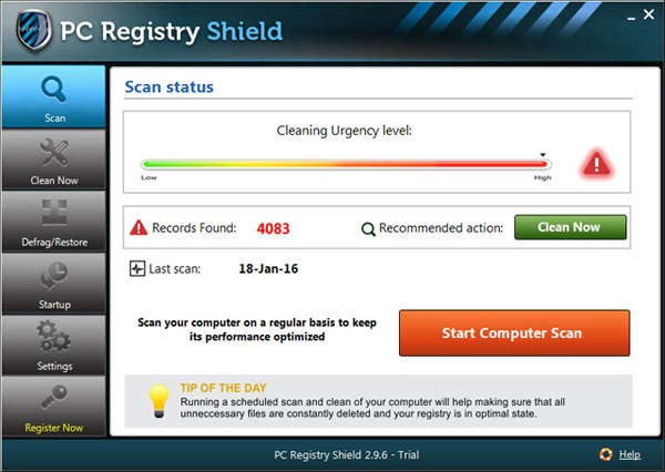 PC Registry Shield Download