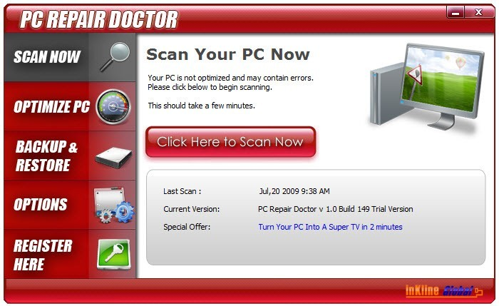 PC Repair Doctor Download