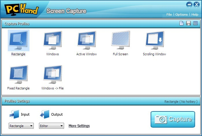 PCHand Screen Capture Recorder Suite Download