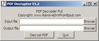 PDF Decrypter Download