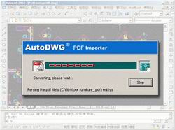PDF to DWG Converter (PDF to DXF) Download