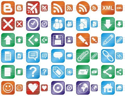 Perfect Blog Icons Download
