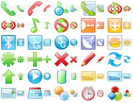 Perfect Mobile Icons Download
