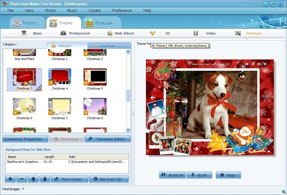 Photo Flash Maker Free Version Download