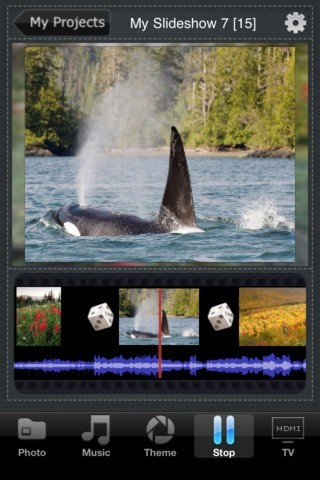 Photo Slideshow Director iPhone App Download
