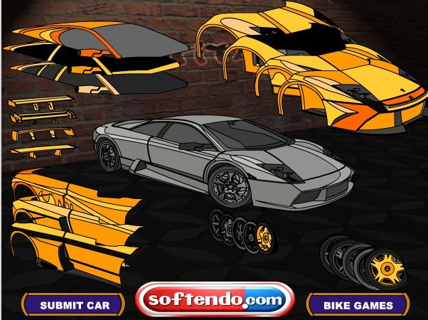 Pimp My Lamborgini Download