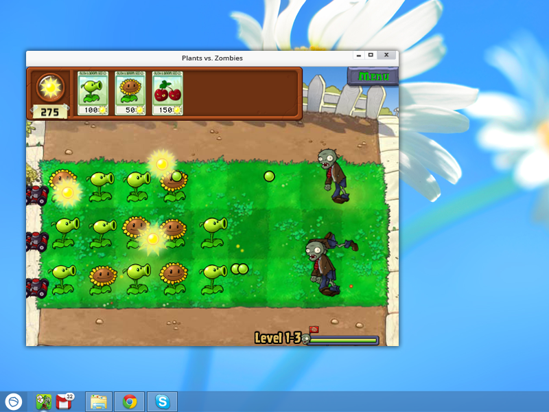 Plants vs Zombies for Pokki Download