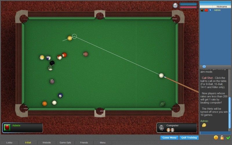 Poolians Free Pool 2D Download