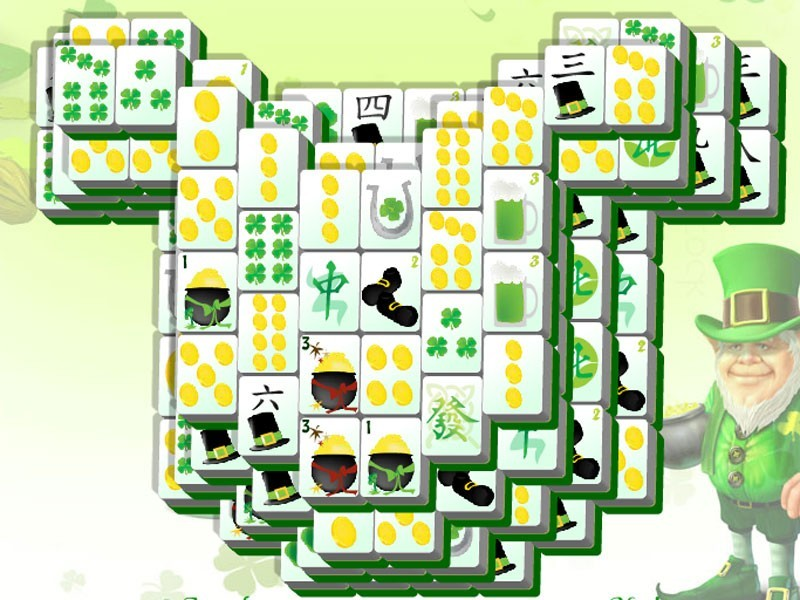 Pot of Gold Mahjong Download