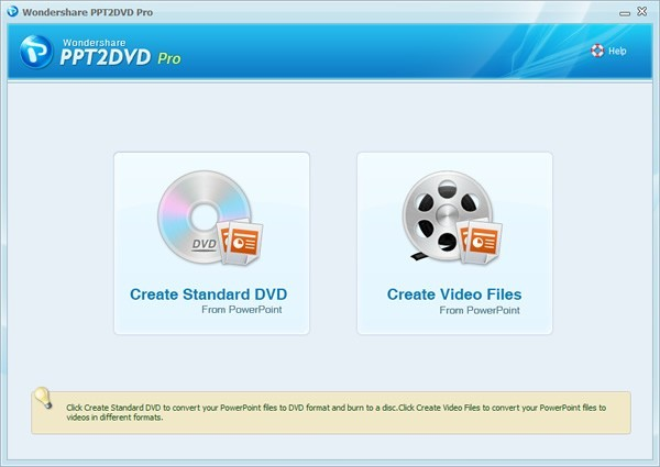 Powerpoint to dvd free DVD Menu Template Download