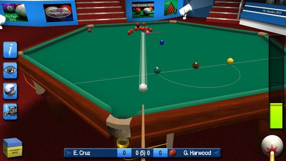 Pro Snooker 2012 Download
