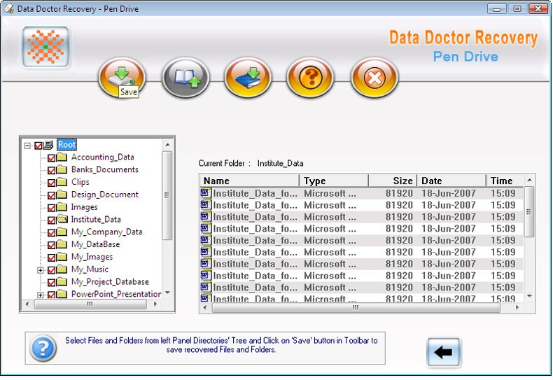 Professional USB Media Recovery Download