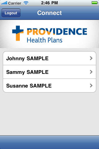 Providence E-Card Download