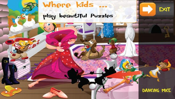 PUZZINGO Princess Puzzles Games for Toddlers & Kids Download