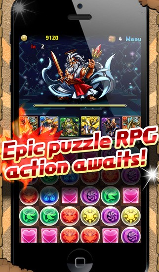 Puzzle & Dragons (English) Download