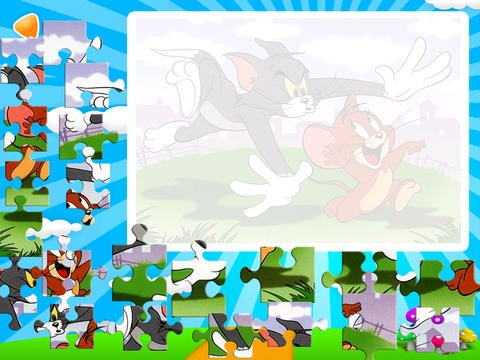 Puzzle for Tom and Jerry Download