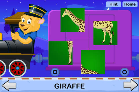 Puzzles Train For Kids Download