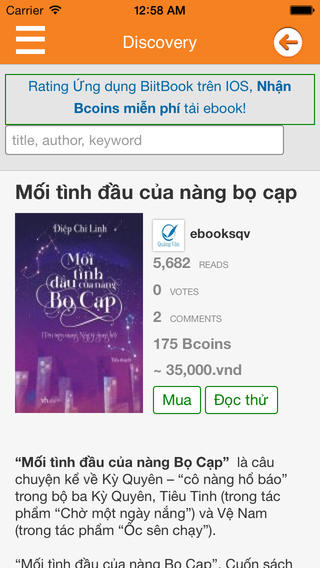 Quang Van Book Download