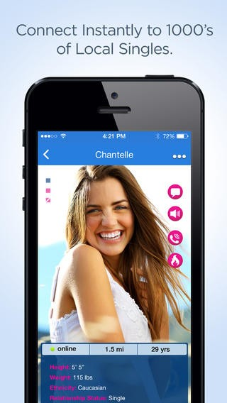 Chat free local phone trial