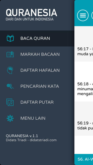 Quranesia - Quran Terjemahan Indonesia Download