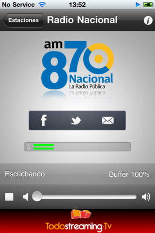 Radio Nacional Argentina Download