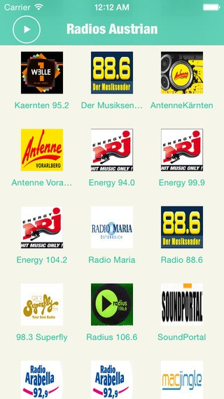 Radios Austrian : Austrian Radios include many Austrian Radio, Radio Austrian ! Download