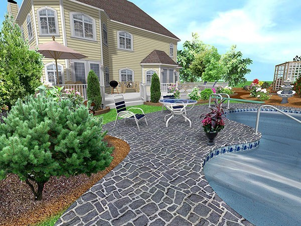 Realtime Landscaping Pro 4 Demo Download