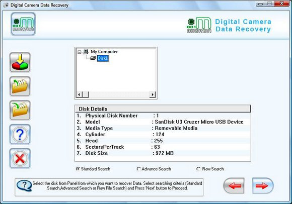 Recover Digital Camera Images Download