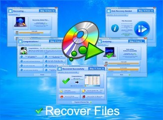Recover Files from CD DVD Blu Ray Download