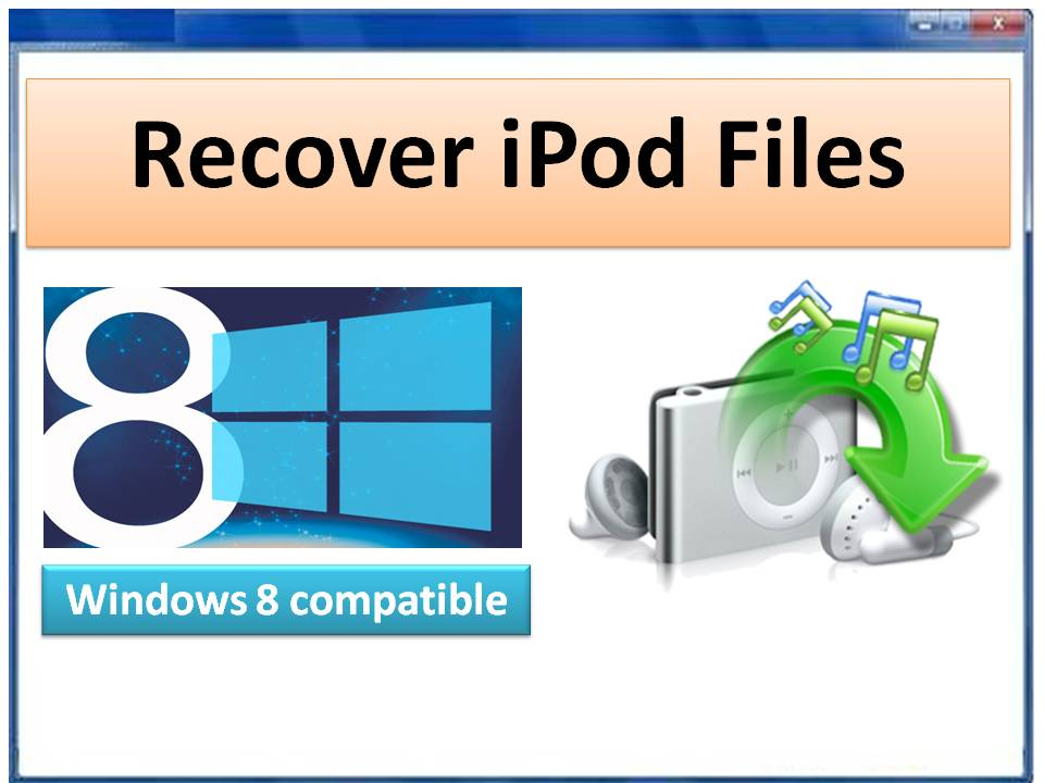 Recover iPod Files Download