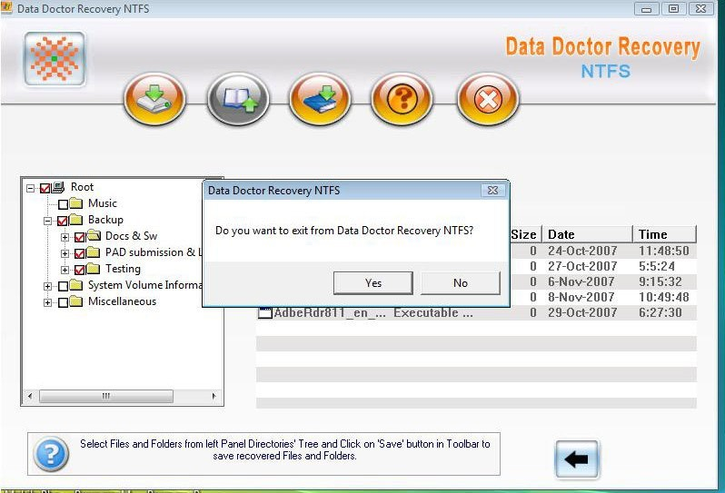 Recover NTFS Disk Data Download