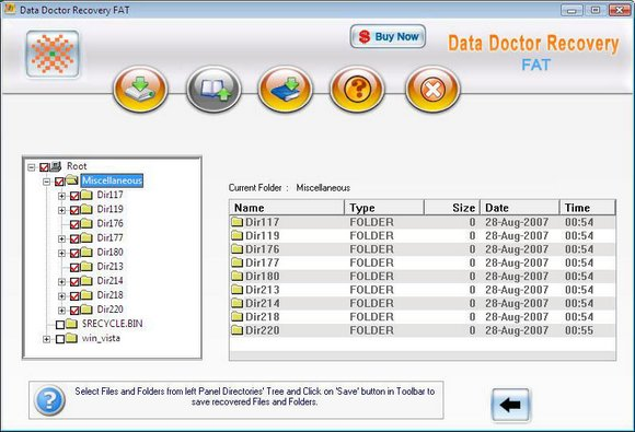 Repair Corrupted FAT Partition Download
