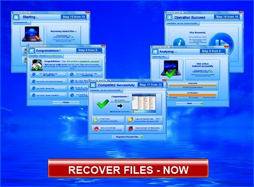 Retrieve Deleted Files, Photos, Video Download