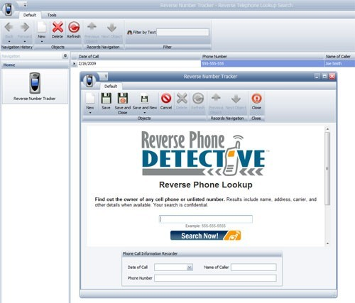 Reverse Telephone Lookup Download