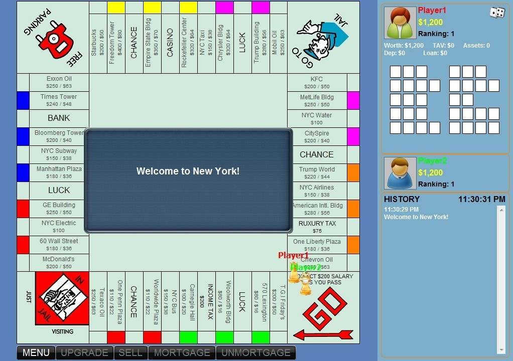 RichMan Games - Monopoly of New York Download