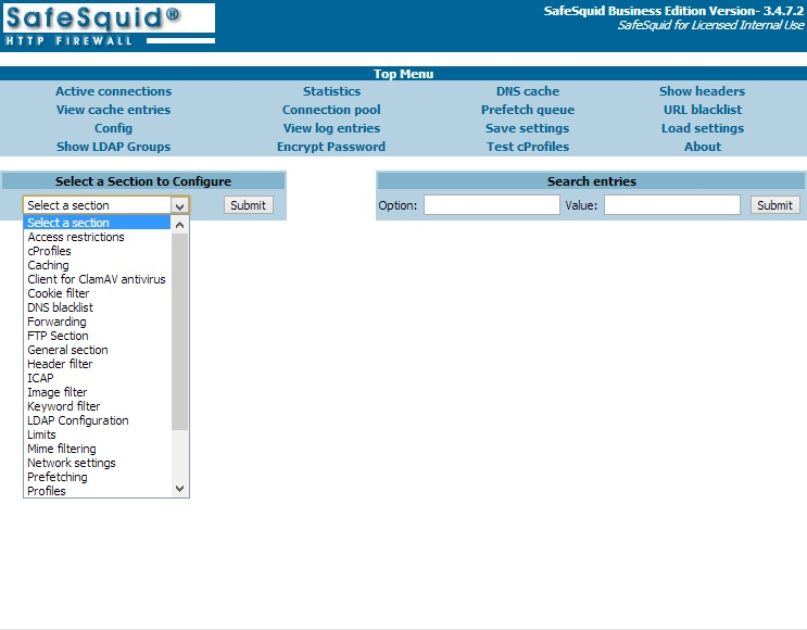 SafeSquid Business Edition 5 Download