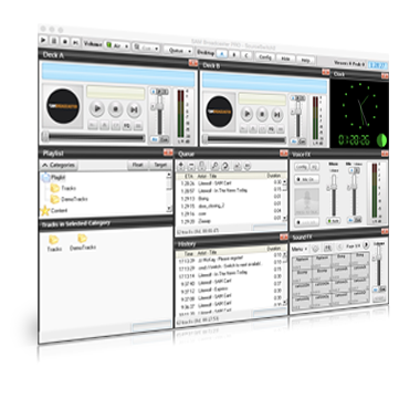 SAM Broadcaster Pro Mac Edition Download