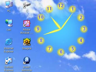 Screen Clock Download